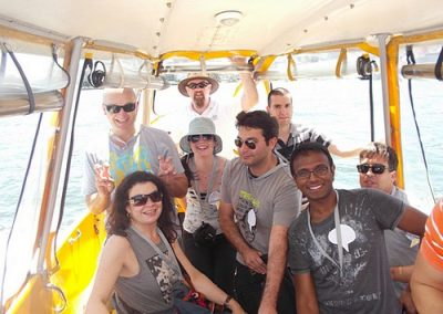 Sydney Amazing Race Water Taxis 15