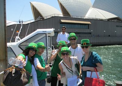 Sydney Amazing Race Water Taxis 18