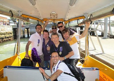 Sydney Amazing Race Water Taxis 19