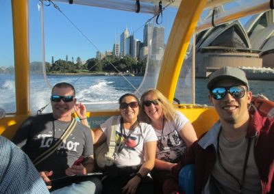 Sydney Amazing Race Water Taxis 2