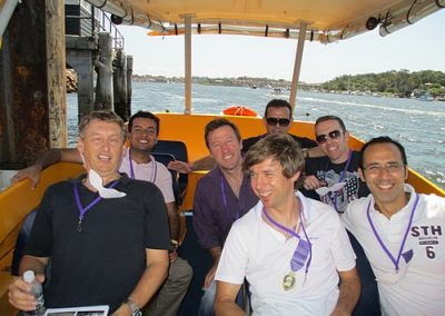 Sydney Amazing Race Water Taxis 20