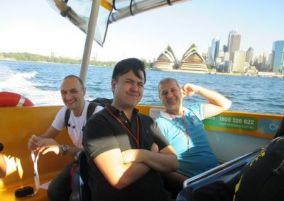 Sydney Amazing Race Water Taxis 28