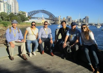 Sydney Amazing Race Water Taxis 36