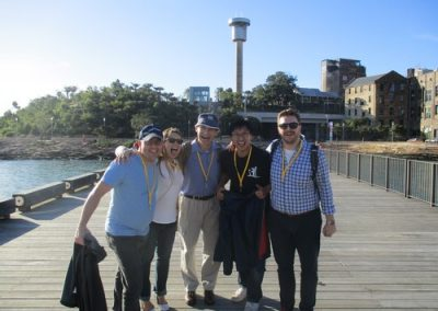 Sydney Amazing Race Water Taxis 37