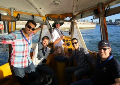 Sydney Amazing Race Water Taxis 5