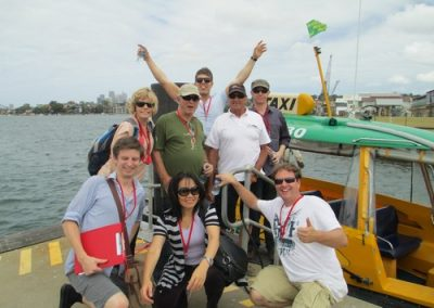 Sydney Amazing Race Water Taxis 7