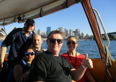 Sydney Amazing Race Water Taxis 8