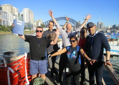 Sydney Amazing Race Water Taxis 9