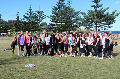 Sydney Amazing Race Coogee information with Team Bonding